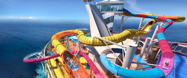 Noul Navigator of the Seas, din primavara 2019 cu noi atractii